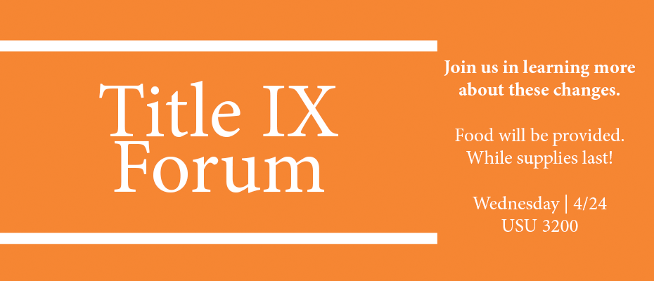Title IX Forum