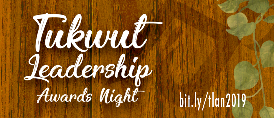 Tukwut Leadership Award Night