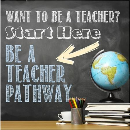 Want to be a Teacher?