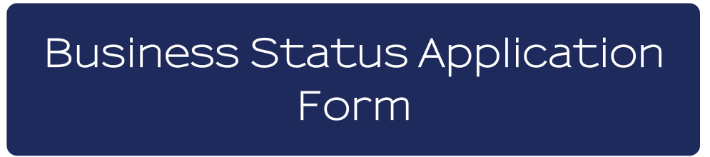 Business Status Application Form