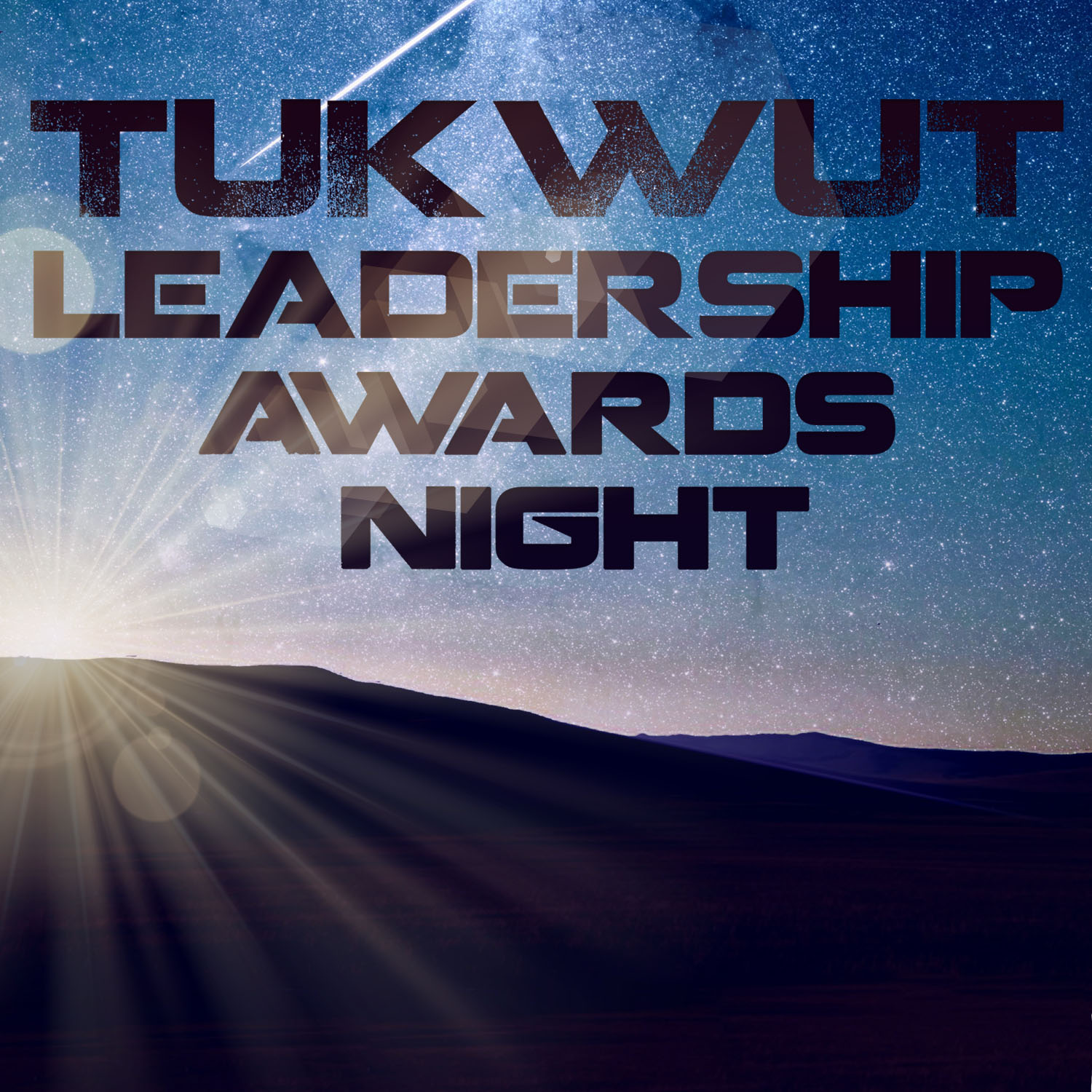 Tukwut leadership awards