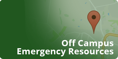 Off Campus Food Emergency Resources