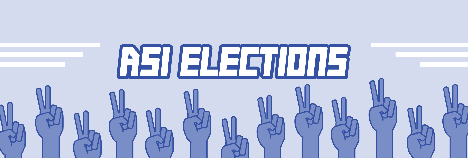ASI Elections with Hands