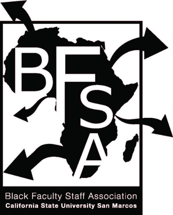 black faculty staff association logo