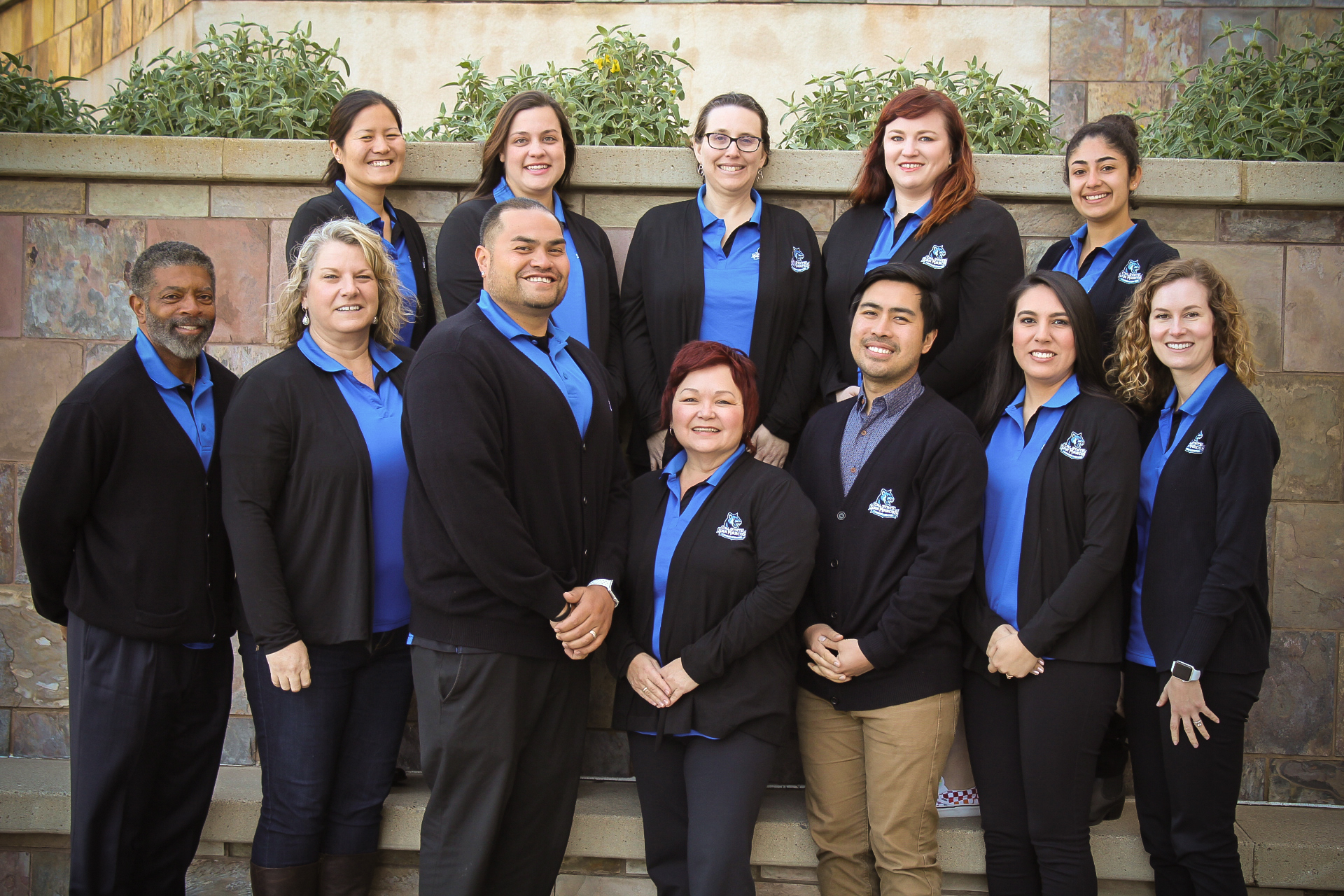 2018 Career Center Staff Photo