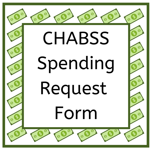 CHABSS Spending Request Form