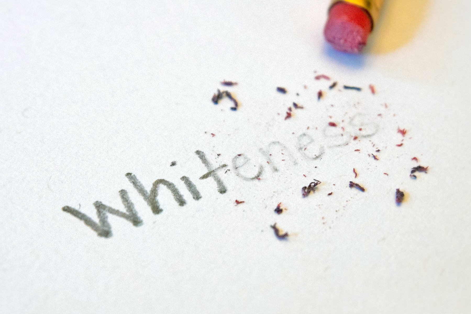 The Problem with Whiteness