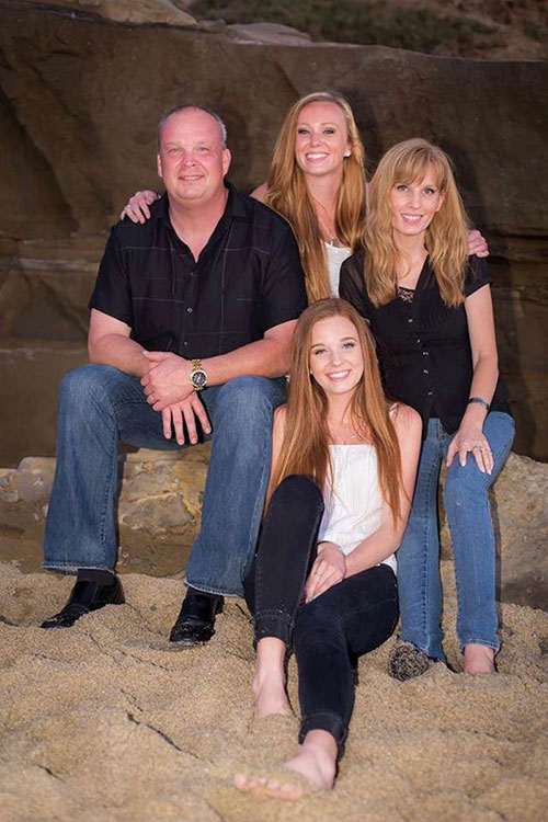 Staff Spotlight Angela Baggett and family