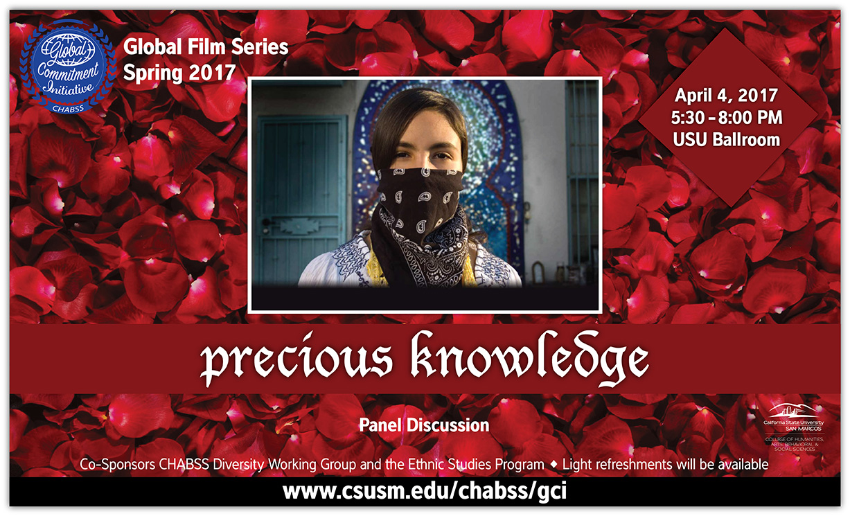 GCI Precious Knowledge Film Screening