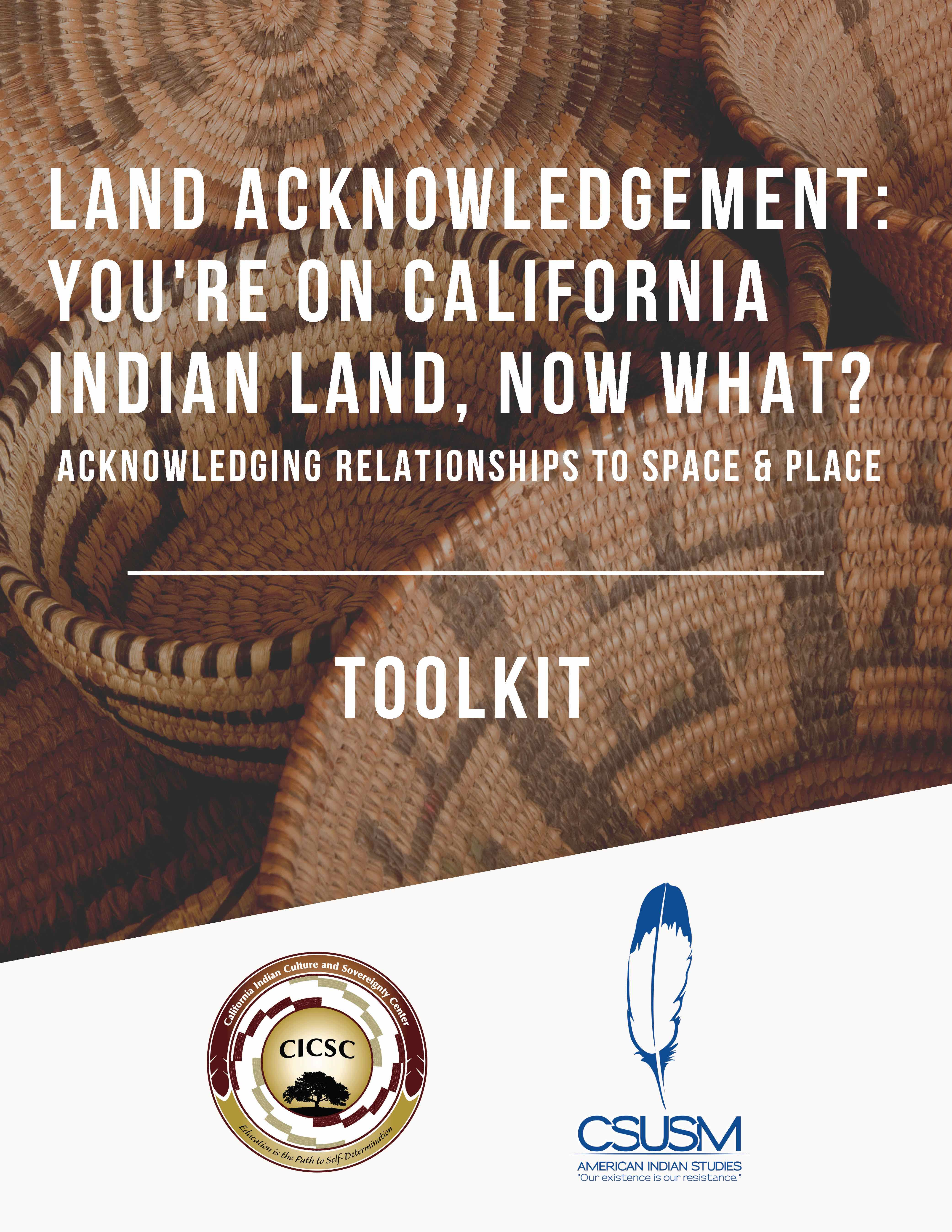 CICSC AIS Land Acknowledgement Toolkit