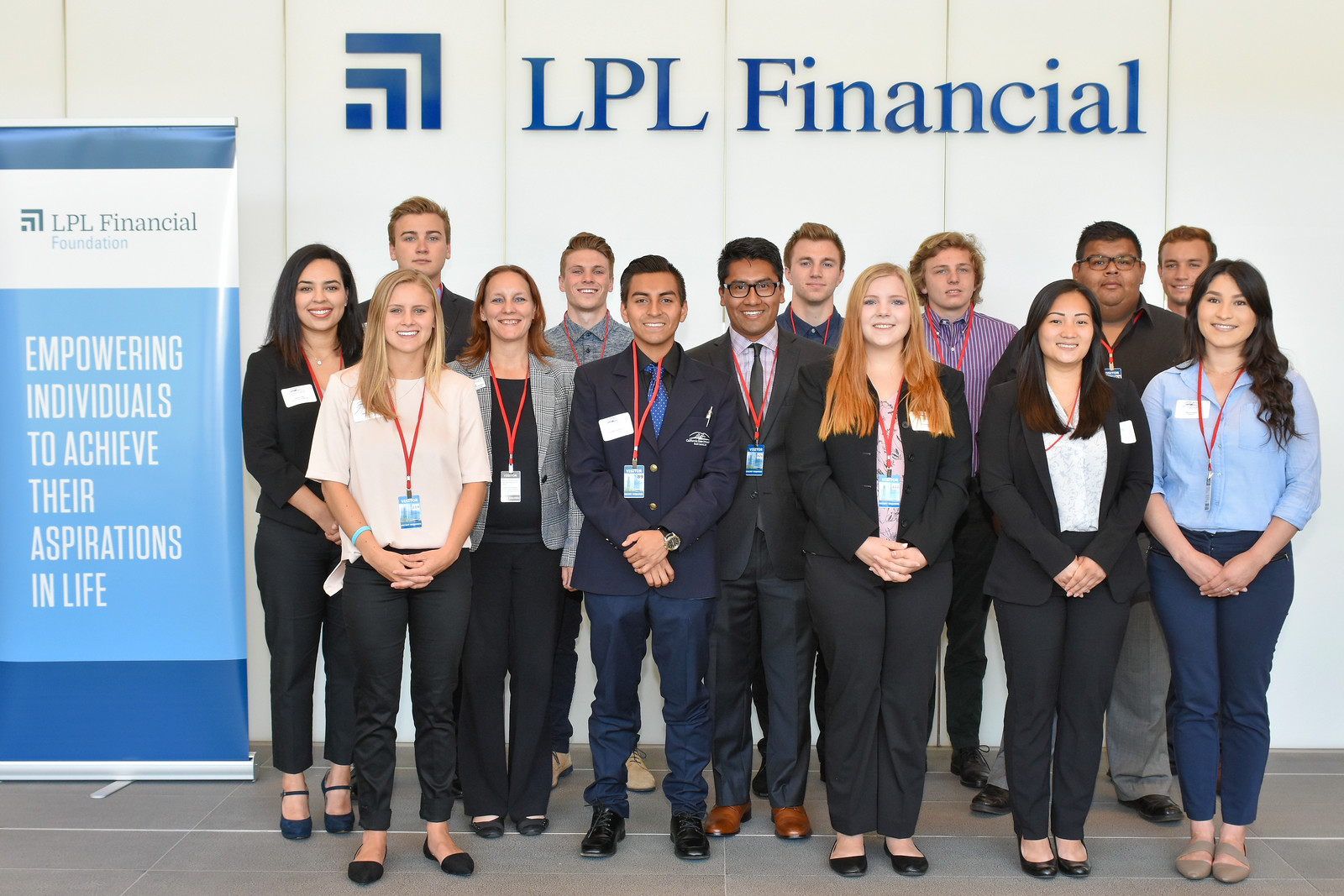LPL Financial Networking Event