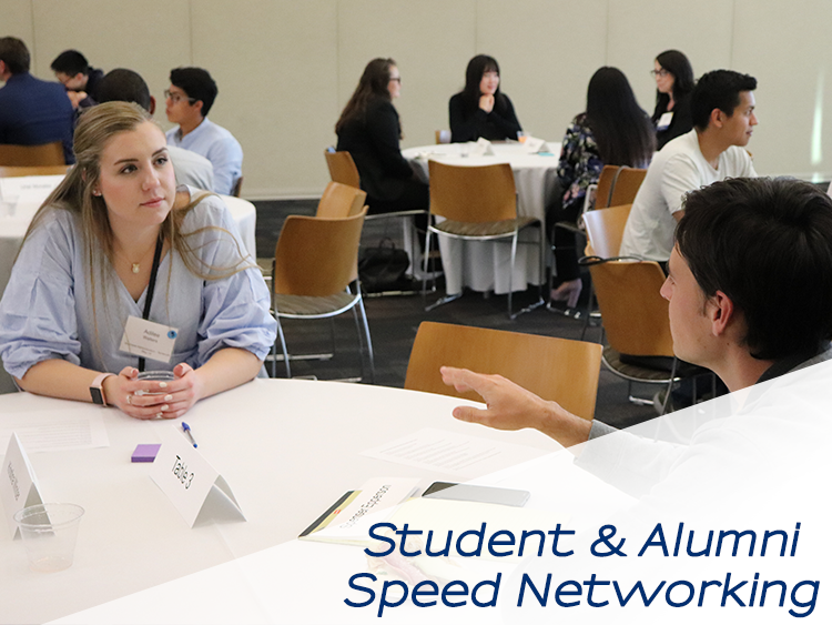 Speed Networking Students & Alumni