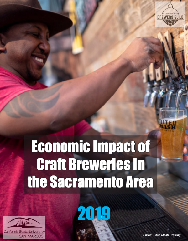 sacramento craft report