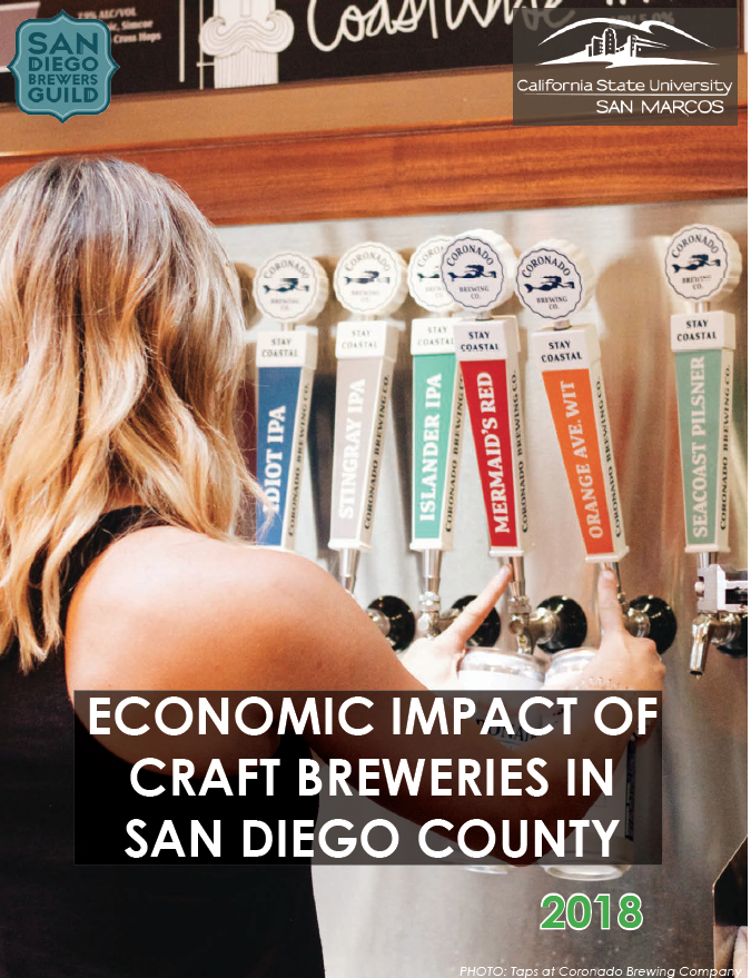 Craft Beer Report Cover