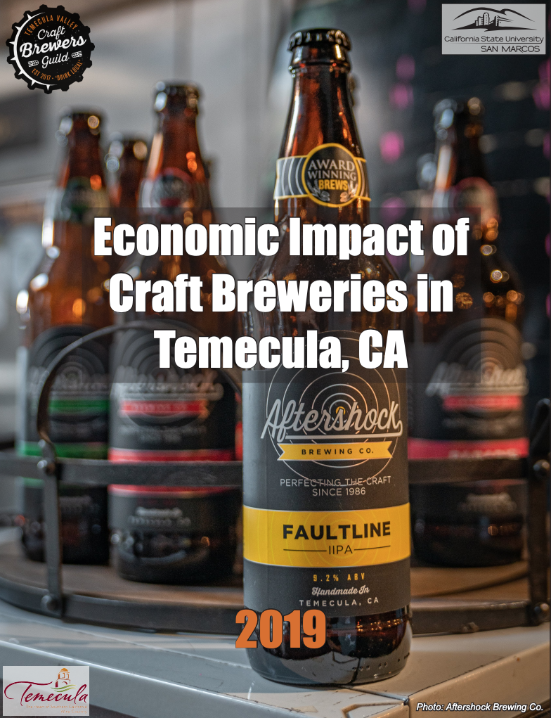 Temecula Report Cover