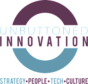 Unbuttoned Innovation logo