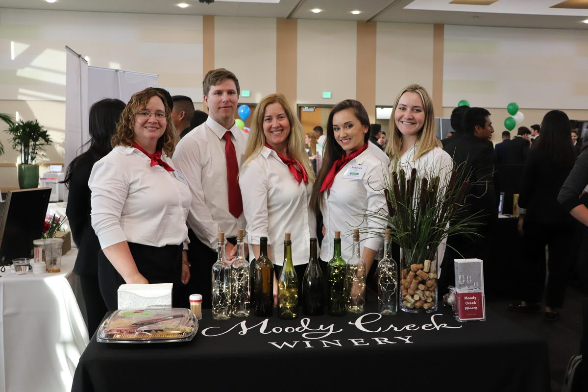 Moody Creek Winery Student Team