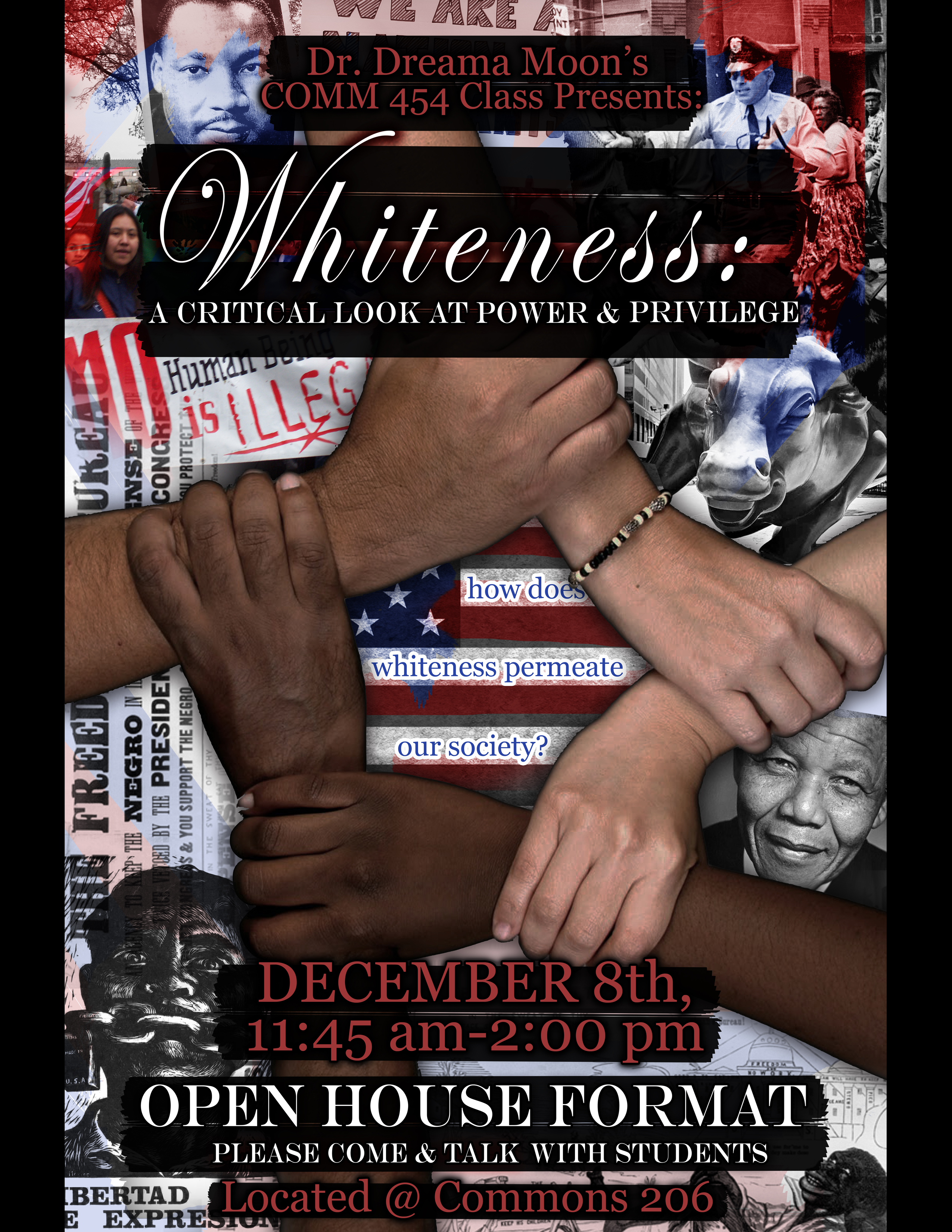 2011 Whiteness Forum Poster