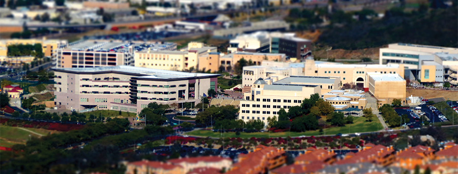 Miniature image of CSUSM Campus