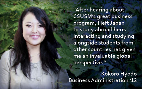 Kokoro Hyodo Business Administration 2012