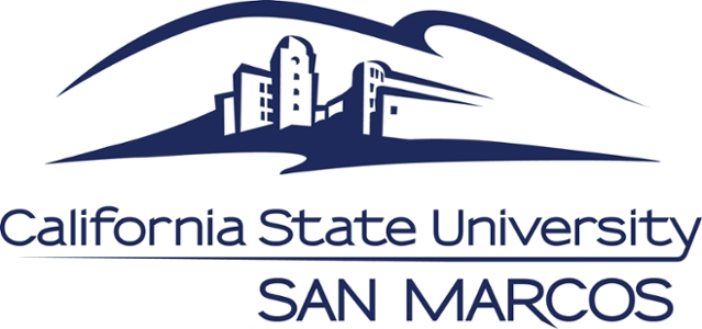 CSUSM logo - full name hills above version