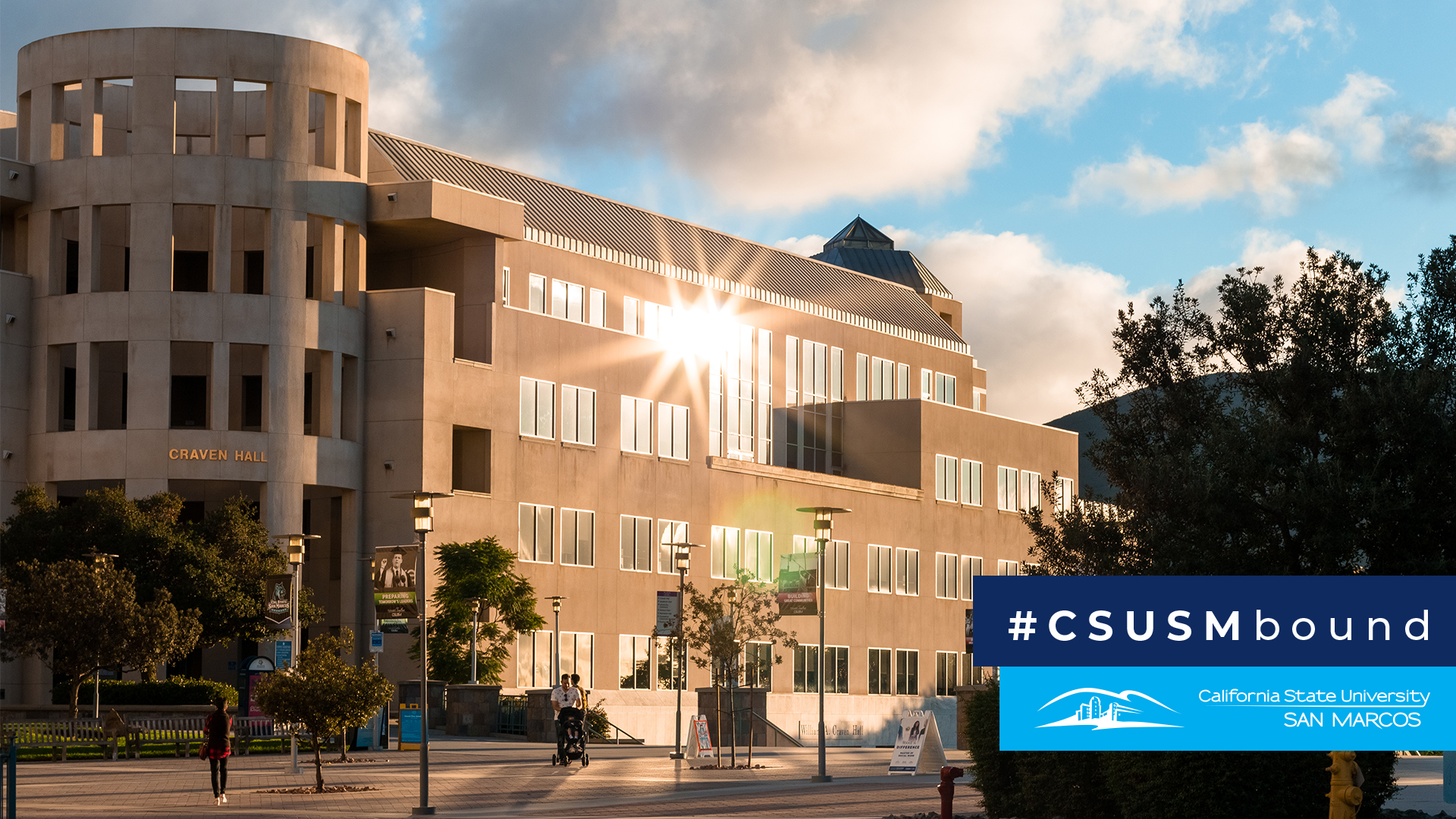 CSUSM Virtual Background