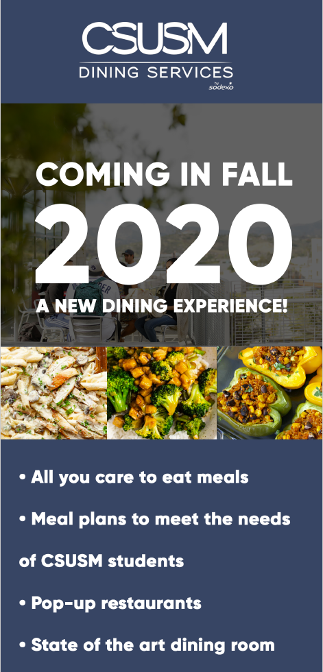 new dining experience coming in fall 2020
