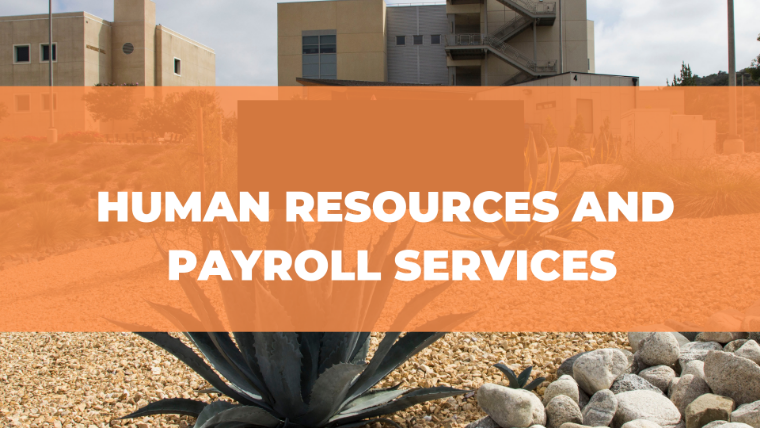 human resources and payroll