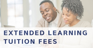 Extended Learning Tuition Fees
