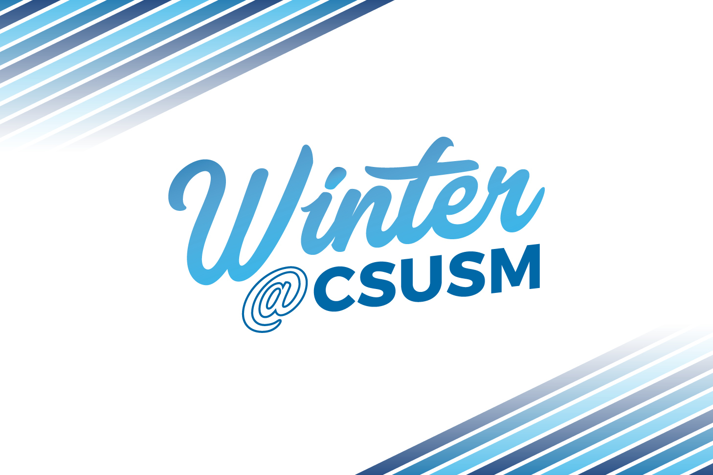 CSUSM Winter Intersession