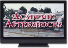 Academic Aftershocks Video Button