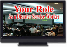Disaster Service Worker Video Button