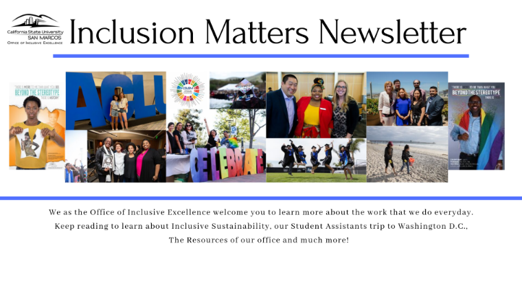 Sign up for Our Inclusion Matters Newsletter!