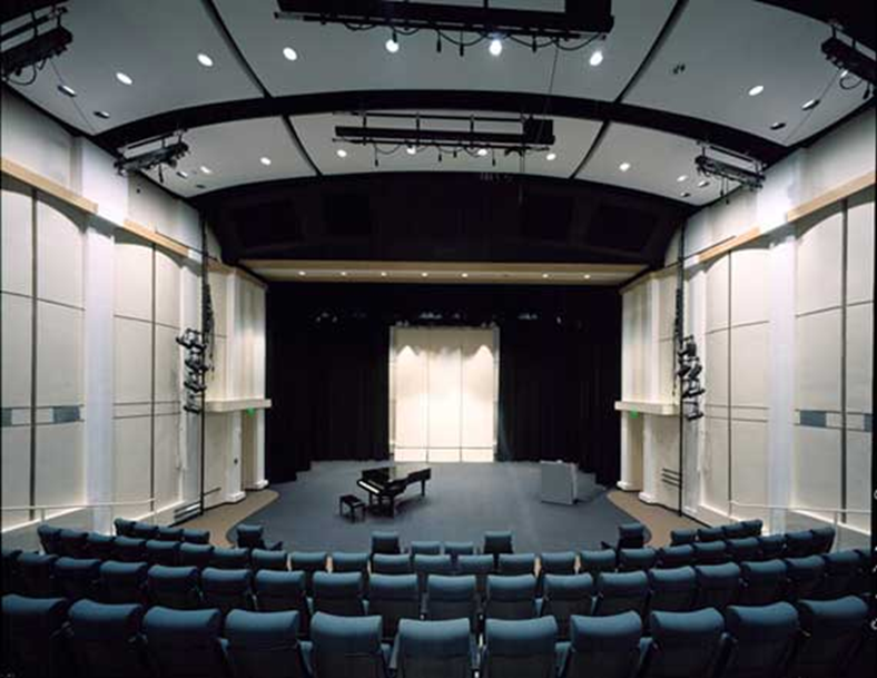 Theaters and Auditoriums