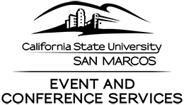 CSUSM Events and Conference Services
