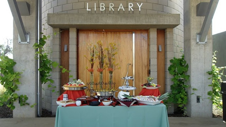 library outside