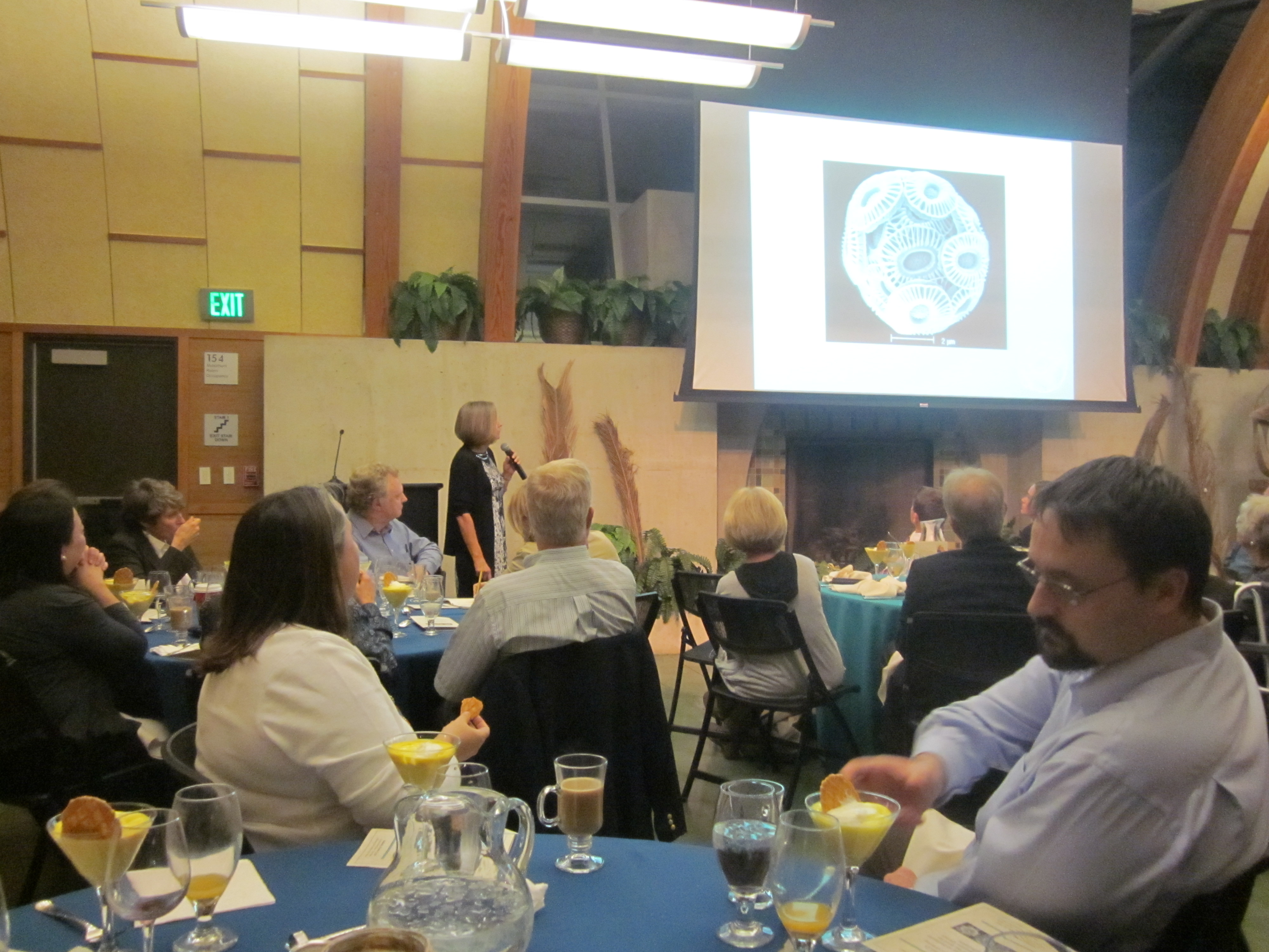 Fall 2014 Research Colloquium Dinner