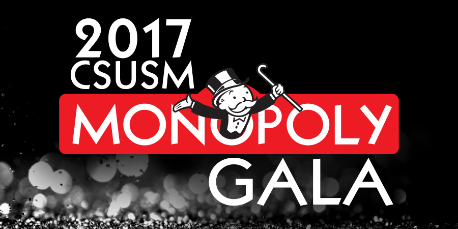 Join us Saturday, June 3, 2017, for the Monopoly Gala!