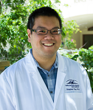 Dr. Stephen Tsui, CSUSM Faculty Member
