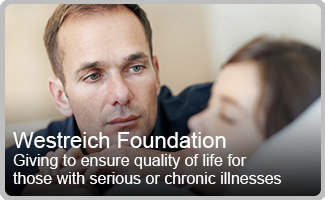 Giving to ensure quality of life for individuals with serious or chronic illness