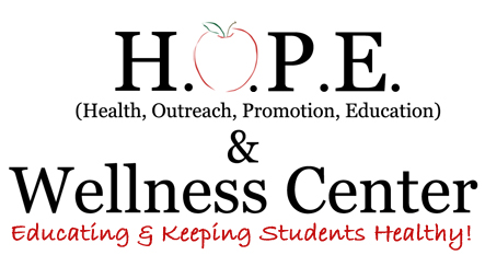HOPE and Wellness Logo
