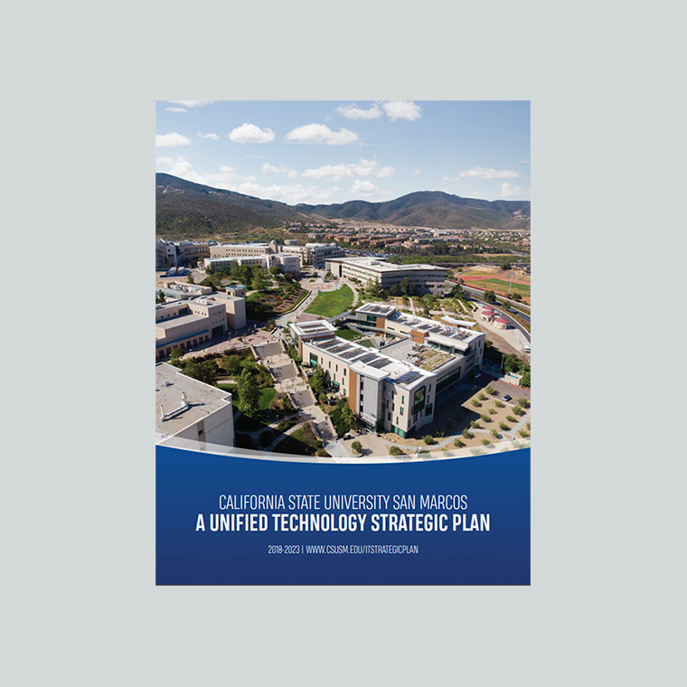 CSUSM UNIFIED TECHNOLOGY STRATEGIC PLAN