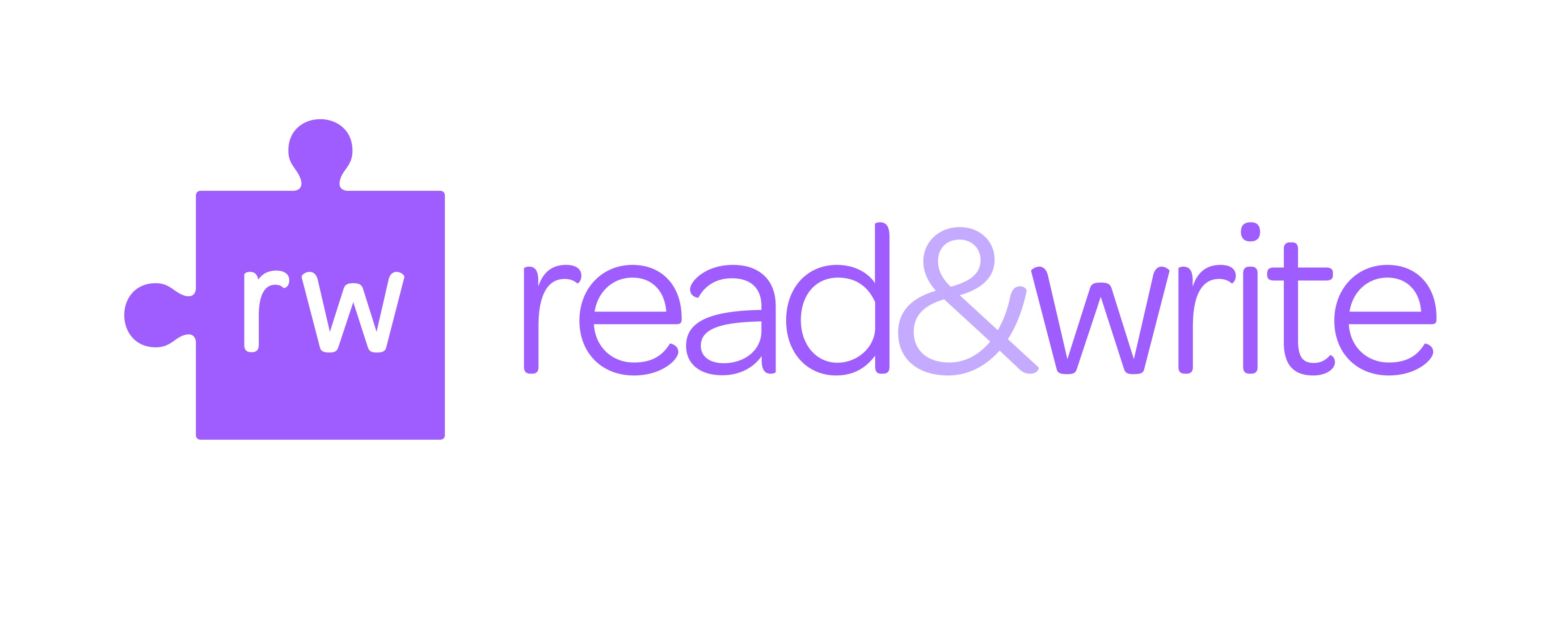 read and write logo