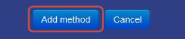 select add method button