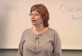 Video of Clarissa Bercovitch-Guelman