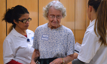 Fall Prevention in the Elderly: CSUSM Kinesiology in the News