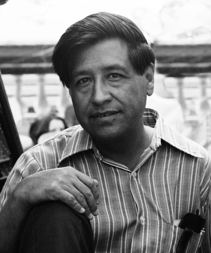 the life and work of cesar chavez This mural of chávez was created by octavio ocampo photo credit: mario via  flickr we published this post about the life and work of cesar.