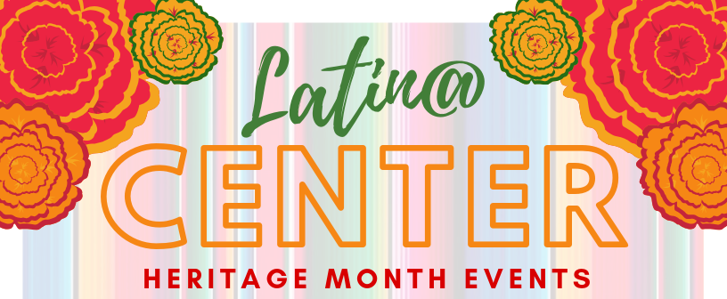 latinx center heritage month events