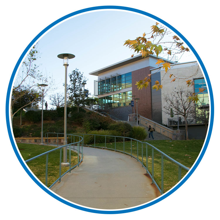 Transfer Path to CSUSM