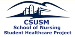 CSUSM SON Student Healthcare Project logo